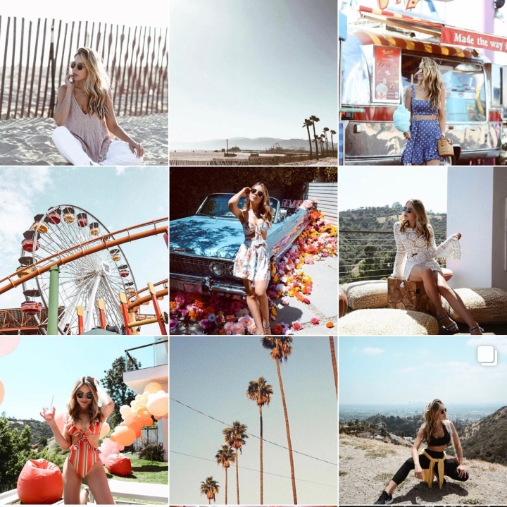 "Tips para hacer un ""Feed"" bonito en Instagram // How  to make a nice Feed in Instagram"