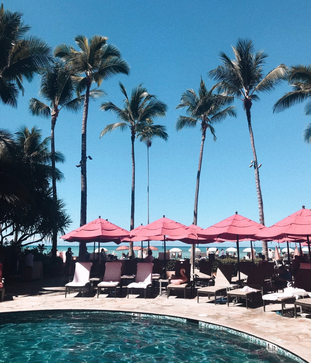 Verano en Hawaii junto a Royal Hawaiian / Summer in Hawaii with Royal Hawaiian