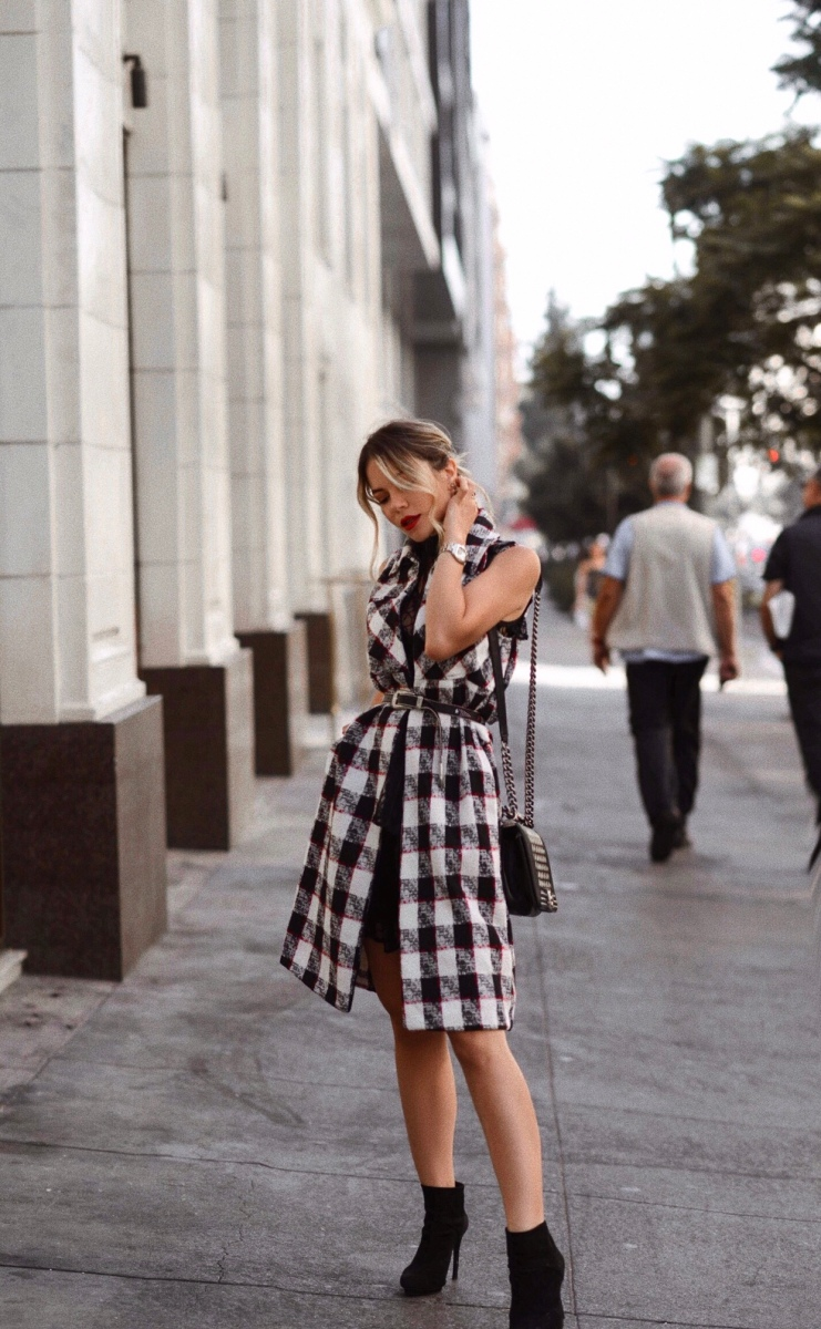 Plaid In The City